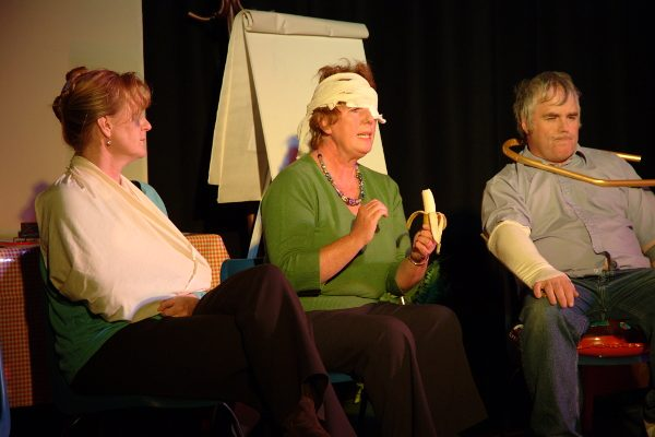 Grampound Players 2009