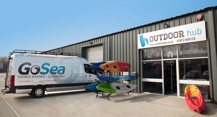 Outdoor Hub