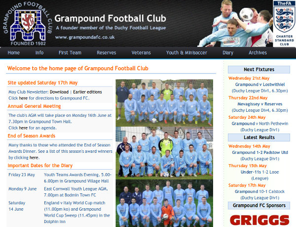 Grampound Football Club
