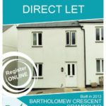 Direct Let Bartholomew Crescent Grampound